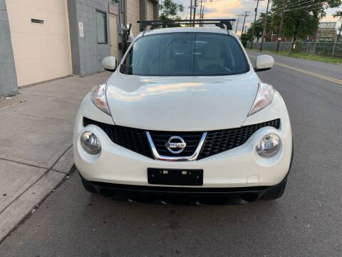 2012 Nissan JUKE for sale at SUNSHINE AUTO SALES LLC in Paterson NJ