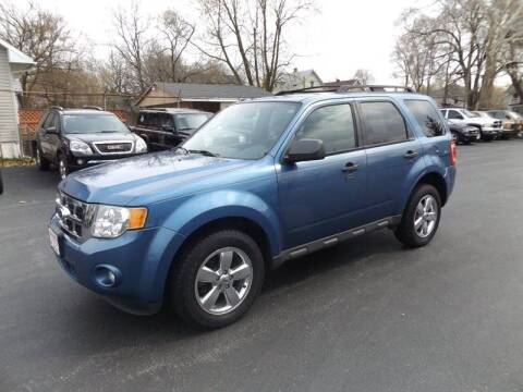 2010 Ford Escape for sale at Goodman Auto Sales in Lima OH