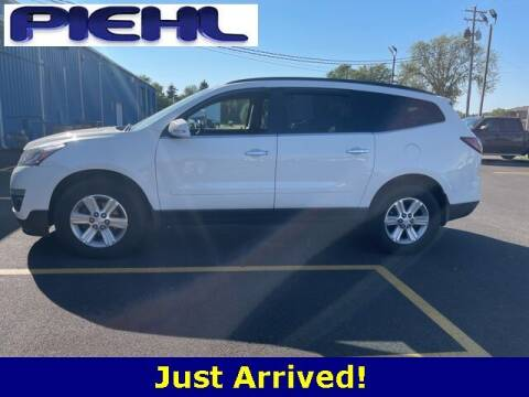 2014 Chevrolet Traverse for sale at Piehl Motors - PIEHL Chevrolet Buick Cadillac in Princeton IL