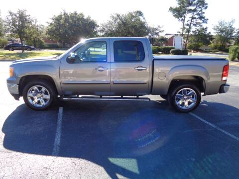 2013 GMC Sierra 1500 for sale at BALKCUM AUTO INC in Wilmington NC