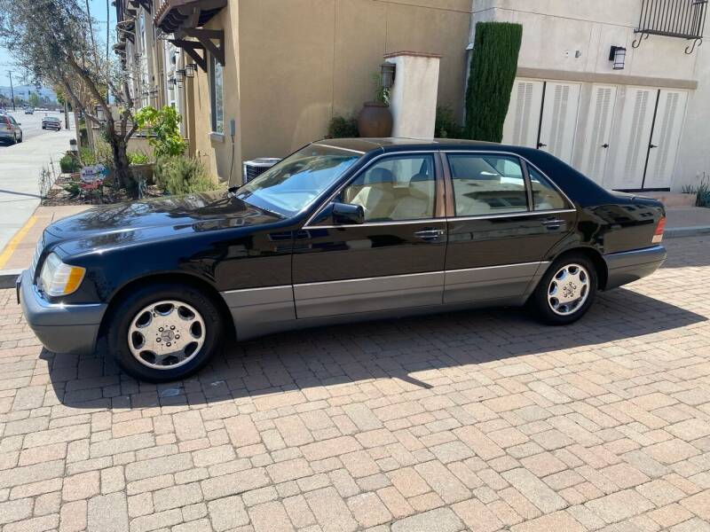 1995 Mercedes-Benz S-Class for sale at California Motor Cars in Covina CA