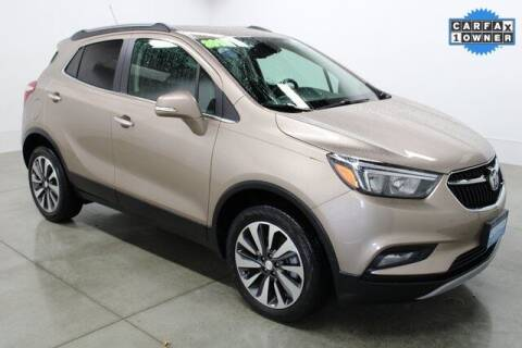 2018 Buick Encore for sale at Bob Clapper Automotive, Inc in Janesville WI