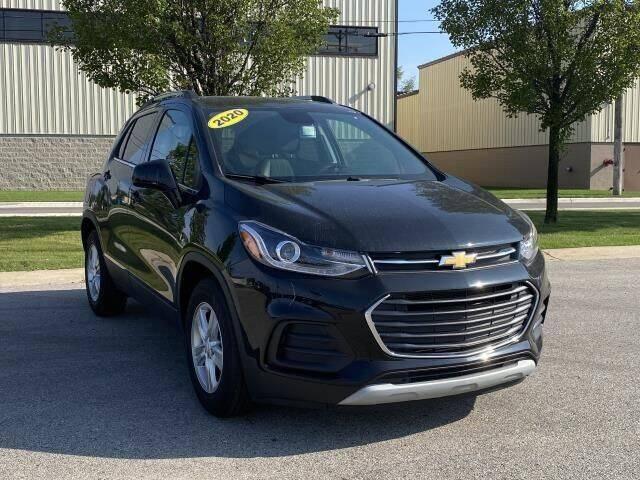 2020 Chevrolet Trax for sale in Twin Lake, MI
