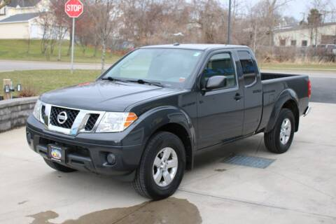 2012 Nissan Frontier for sale at Great Lakes Classic Cars & Detail Shop in Hilton NY