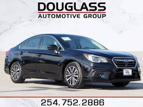 2018 Subaru Legacy for sale at Douglass Automotive Group - Douglas Subaru in Waco TX
