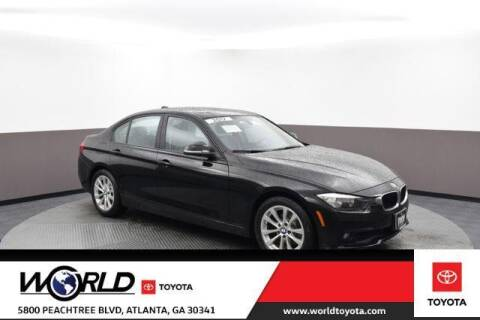 2017 BMW 3 Series for sale at CU Carfinders in Norcross GA