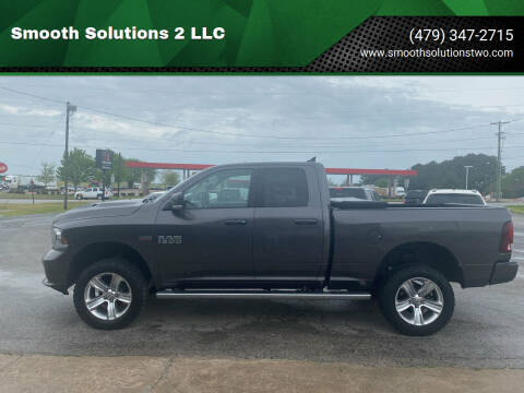 2014 RAM Ram Pickup 1500 for sale at Smooth Solutions 2 LLC in Springdale AR