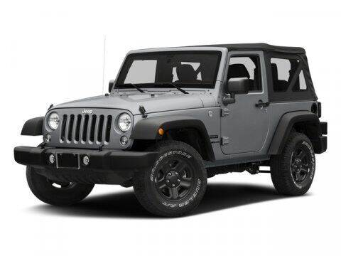 2018 Jeep Wrangler JK for sale at QUALITY MOTORS in Salmon ID