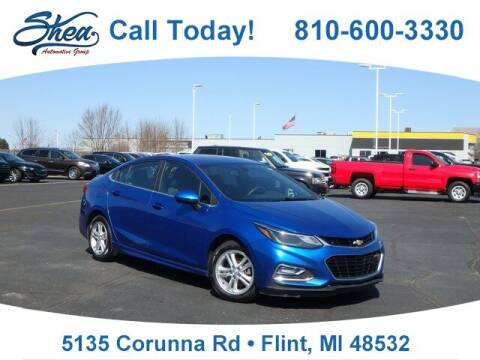 2017 Chevrolet Cruze for sale at Jamie Sells Cars 810 - Linden Location in Flint MI