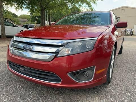 2010 Ford Fusion for sale at Carpro Auto Sales in Chesapeake VA