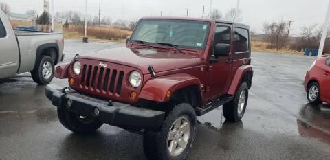 2007 Jeep Wrangler for sale at Elite Auto Sales in Herrin IL