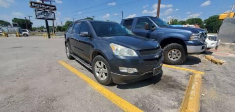 2010 Chevrolet Traverse for sale at C.J. AUTO SALES llc. in San Antonio TX