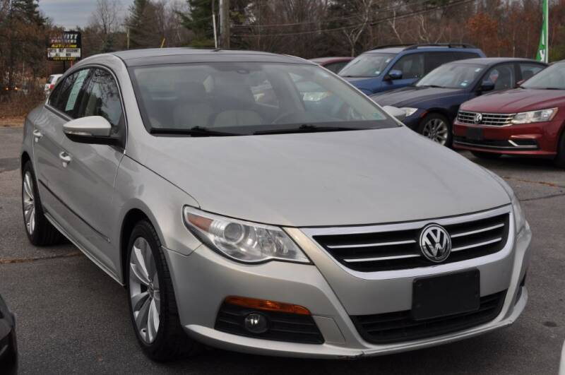 2011 Volkswagen CC for sale at Amati Auto Group in Hooksett NH