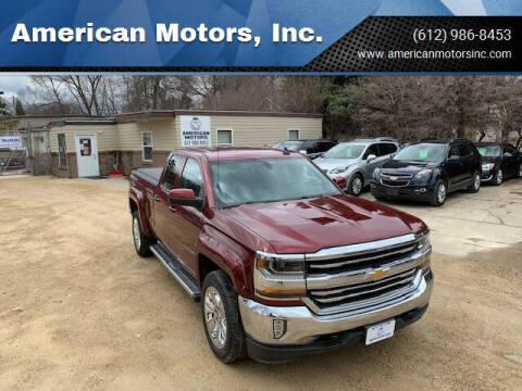 2016 Chevrolet Silverado 1500 for sale at American Motors, Inc. in Farmington MN