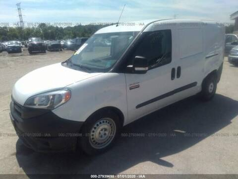 2017 RAM ProMaster City Cargo for sale at CousineauCrashed.com in Weston WI