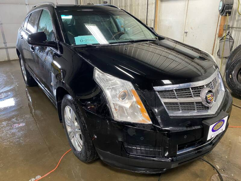 2011 Cadillac SRX for sale at BERG AUTO MALL & TRUCKING INC in Beresford SD