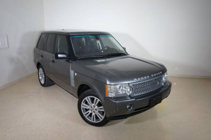 2009 Land Rover Range Rover for sale at TopGear Motorcars in Grand Prarie TX