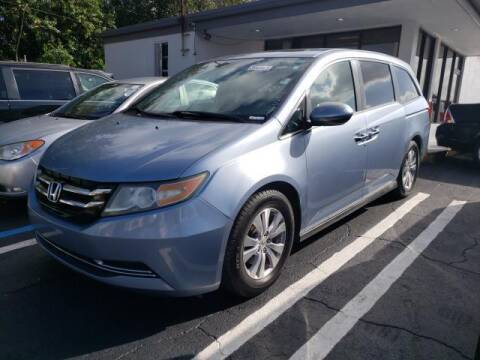 2014 Honda Odyssey for sale at Mike Auto Sales in West Palm Beach FL