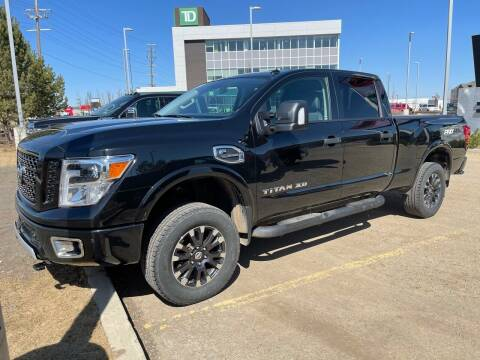 2019 Nissan Titan XD for sale at Truck Buyers in Magrath AB