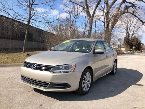 2014 Volkswagen Jetta for sale at Posen Motors in Posen IL