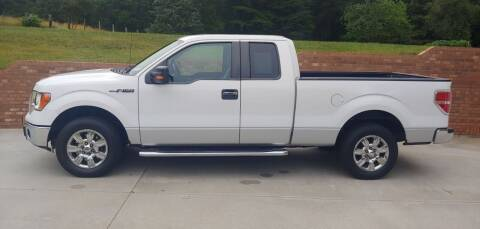 2011 Ford F-150 for sale at R & D Auto Sales Inc. in Lexington NC