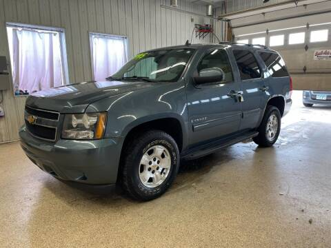 2009 Chevrolet Tahoe for sale at Sand's Auto Sales in Cambridge MN