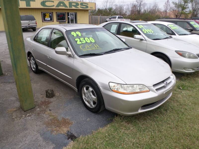 1999 Honda Accord EX 4dr Sedan - Bentonville AR