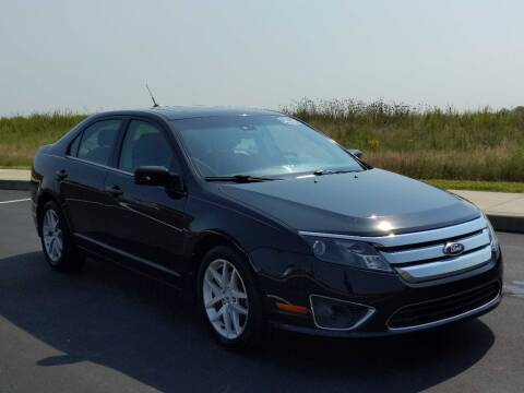 2012 Ford Fusion for sale at Bob Walters Linton Motors in Linton IN