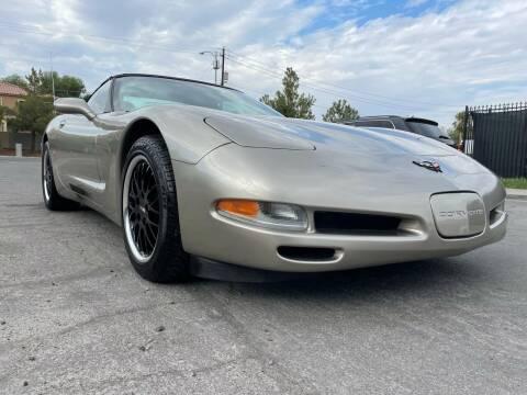 2000 Chevrolet Corvette for sale at Boktor Motors in Las Vegas NV
