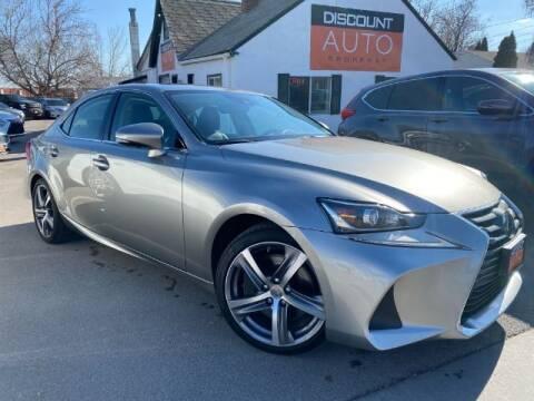 2018 Lexus IS 300 for sale at Discount Auto Brokers Inc. in Lehi UT