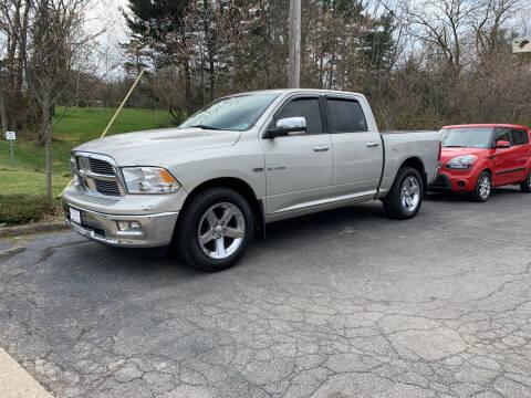 2010 Dodge Ram Pickup 1500 for sale at Boardman Auto Mall in Boardman OH