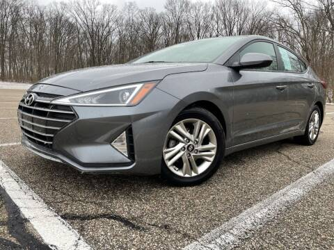 2019 Hyundai Elantra for sale at Lifetime Automotive LLC in Middletown OH