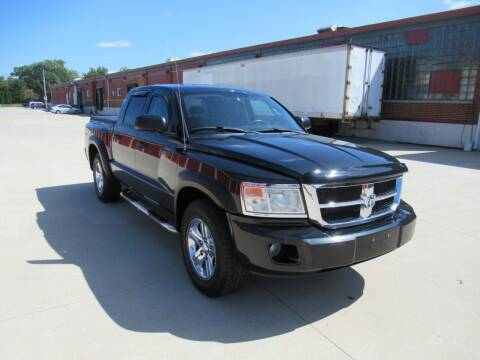 2008 Dodge Dakota for sale at Perfection Auto Detailing & Wheels in Bloomington IL