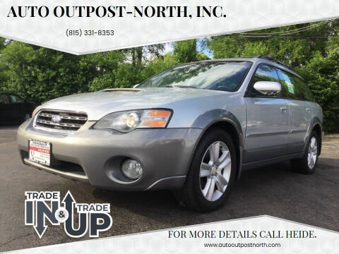 2005 Subaru Outback for sale at Auto Outpost-North, Inc. in McHenry IL