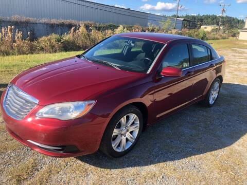 2012 Chrysler 200 for sale at Hwy 80 Auto Sales in Savannah GA