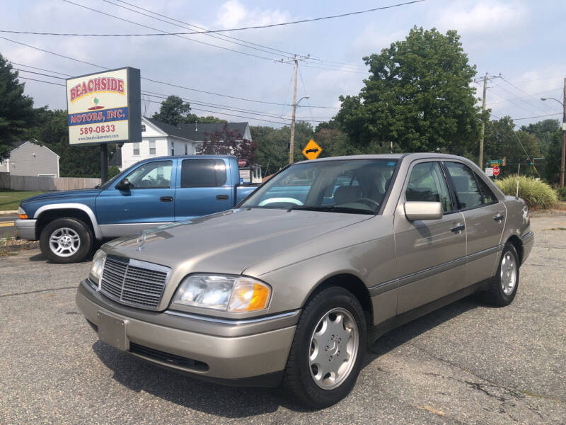 1995 Mercedes-Benz C-Class for sale at Beachside Motors, Inc. in Ludlow MA