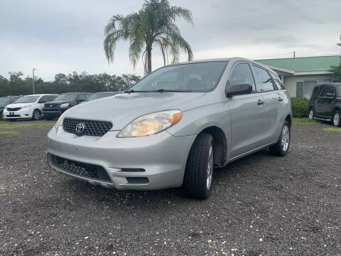 2003 Toyota Matrix for sale at Popular Imports Auto Sales in Gainesville FL
