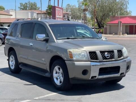2007 Nissan Armada for sale at Brown & Brown Wholesale in Mesa AZ