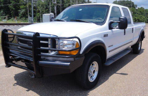 2000 Ford F-350 Super Duty for sale at JACKSON LEASE SALES & RENTALS in Jackson MS