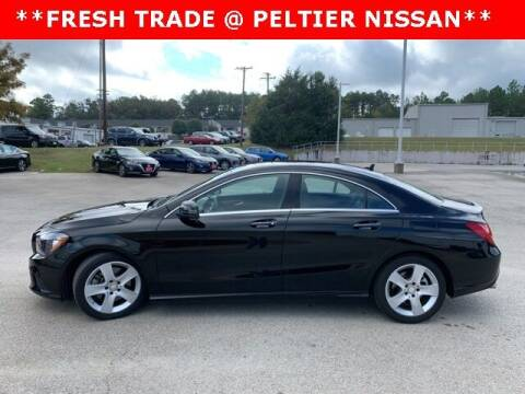 2016 Mercedes-Benz CLA for sale at TEX TYLER Autos Cars Trucks SUV Sales in Tyler TX