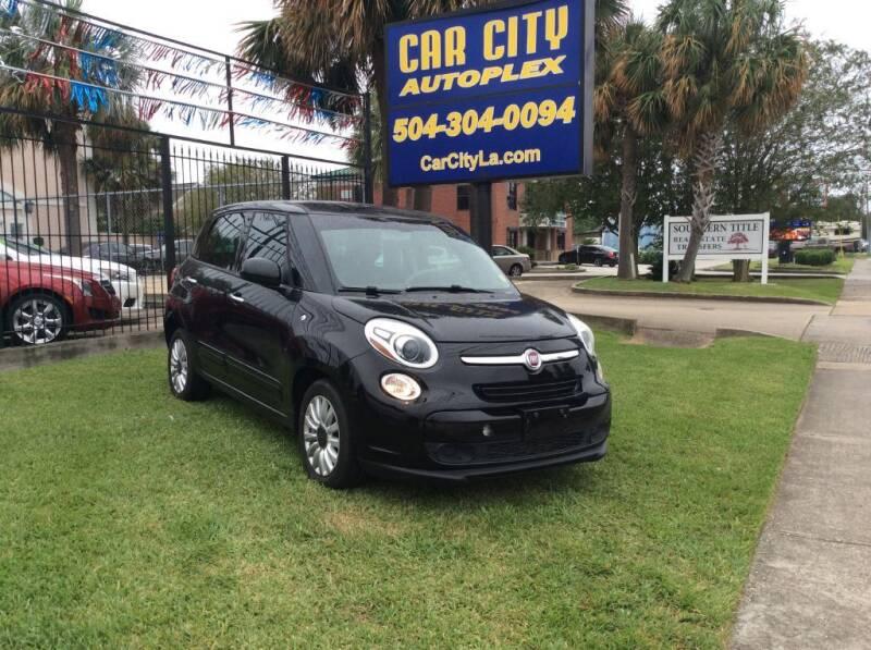 2014 FIAT 500L for sale at Car City Autoplex in Metairie LA