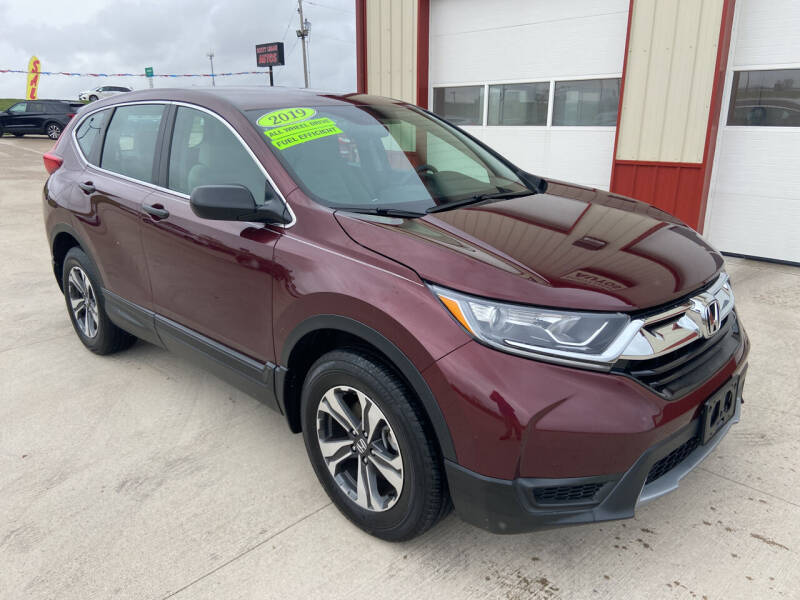 2019 Honda CR-V for sale at SCOTT LEMAN AUTOS in Goodfield IL