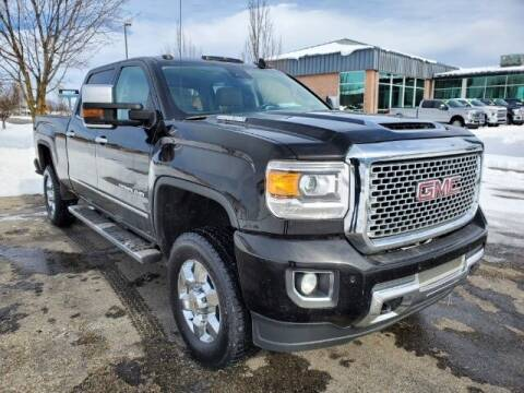 2017 GMC Sierra 2500HD for sale at Group Wholesale, Inc in Post Falls ID