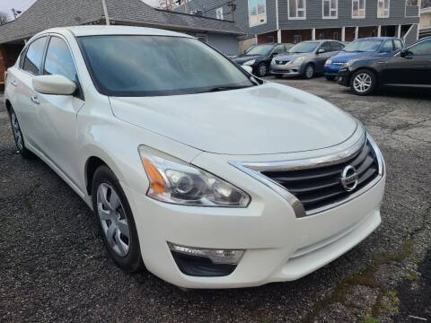 2015 Nissan Altima for sale at AA Auto Sales LLC in Columbia MO