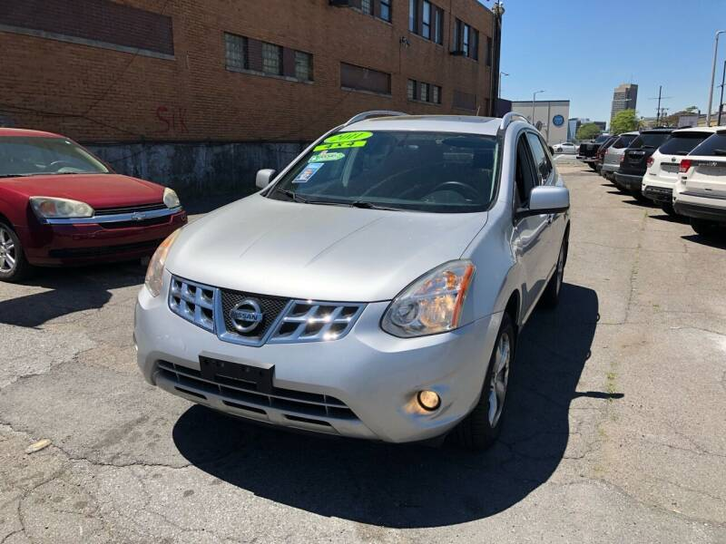 2011 Nissan Rogue for sale at Rockland Center Enterprises in Boston MA