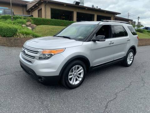 2014 Ford Explorer for sale at WENTZ AUTO SALES in Lehighton PA