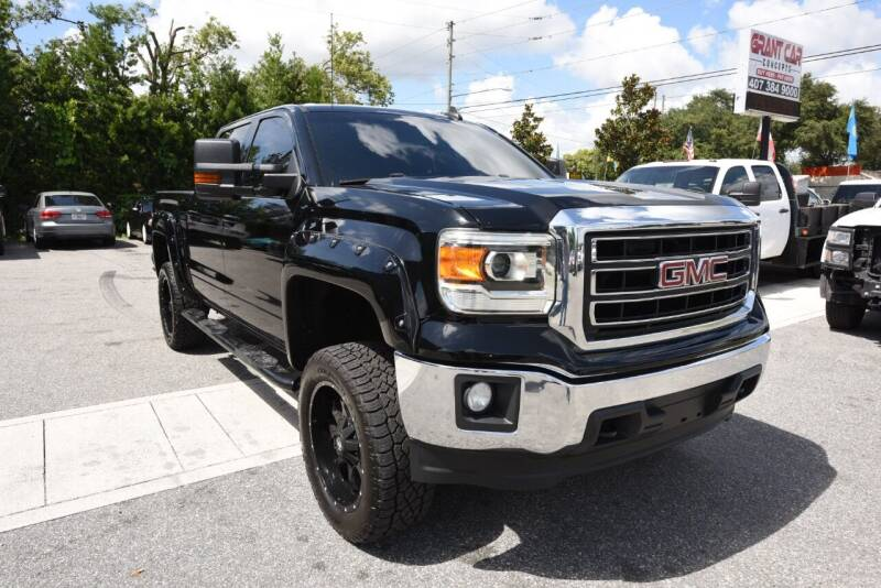 2015 GMC Sierra 1500 for sale at Grant Car Concepts in Orlando FL