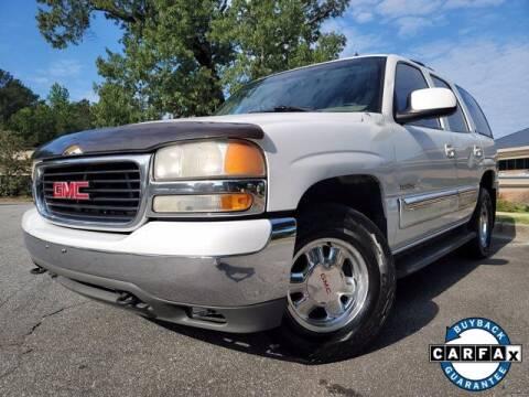 2002 GMC Yukon for sale at Carma Auto Group in Duluth GA