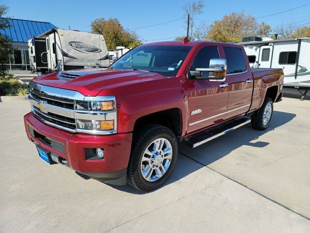 2019 Chevrolet Silverado 2500HD for sale at Kell Auto Sales, Inc - Grace Street in Wichita Falls TX