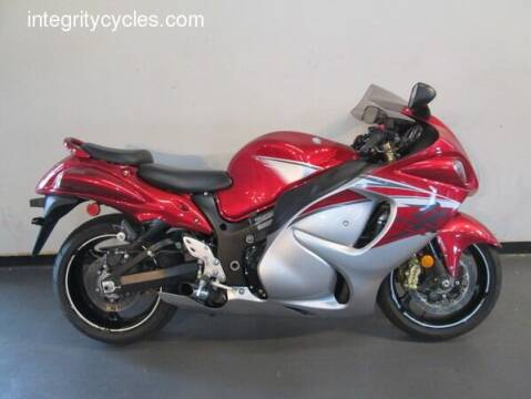 2016 Suzuki Hayabusa for sale at INTEGRITY CYCLES LLC in Columbus OH